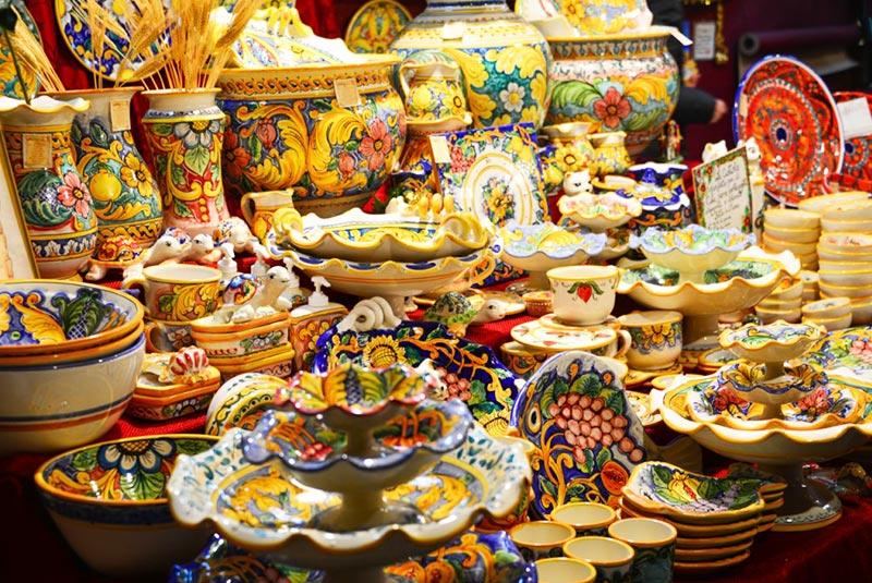 خرید سوغاتی در تور ایتالیا
