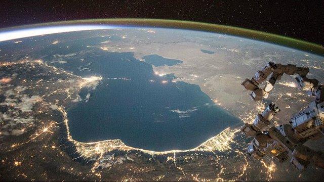 کنوانسیون دریاچه خزر، کنوانسیونی چارچوبی