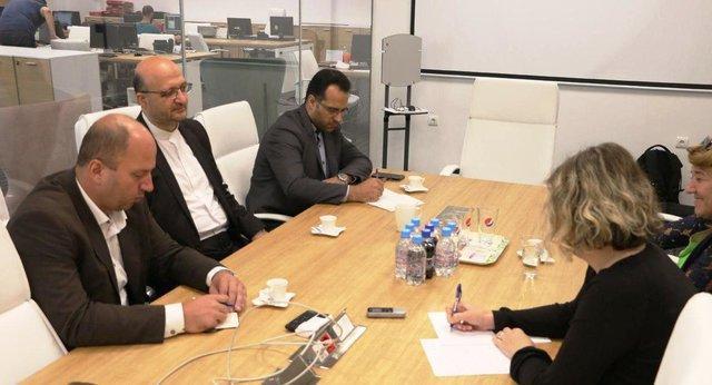 از گسترش همکاری های ایران - بوسنی استقبال می کنیم