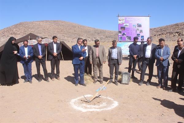 شروع عملیات احداث 4 اقامتگاه بوم گردی در شهرستان سربیشه