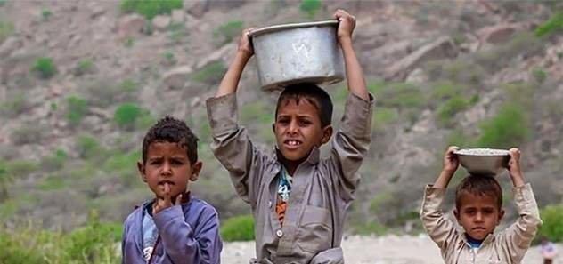بیش از 8 میلیون یمنی در آستانه قحطی بزرگ قرار دارند