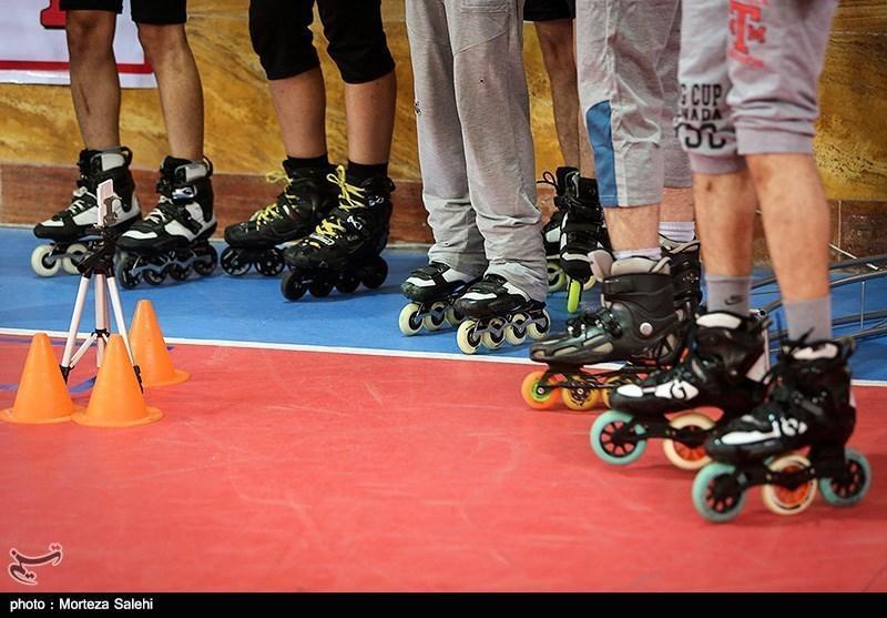 مسابقات اسکیت قهرمانی کشور برگزار گردید