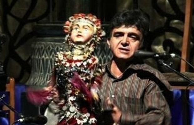 پیشکسوت هنر عروسک گردانی جی جی بی جی درگذشت