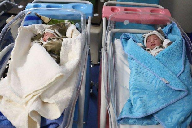 نخستین نوزاد مرکز ناباروری دانشگاه علوم پزشکی قم به دنیا آمد
