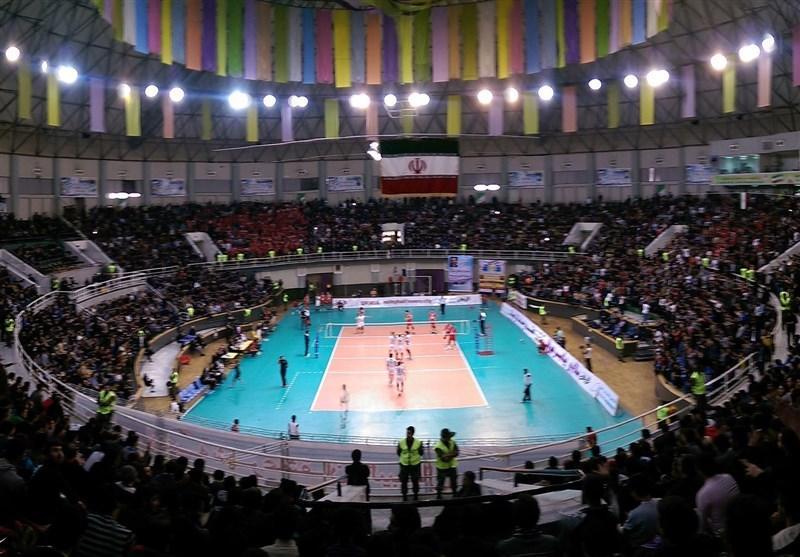 بازدید ناظر FIVB از ارومیه و اردبیل برای میزبانی لیگ ملت های والیبال