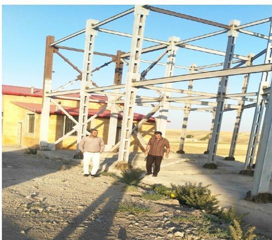 احداث مرکز اطلاع رسانی گردشگری شهرستان هریس