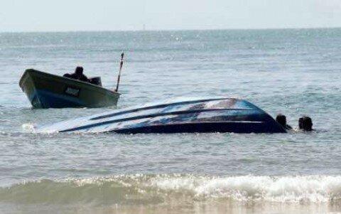 واژگونی مرگبار قایق موتوری در عباس آباد