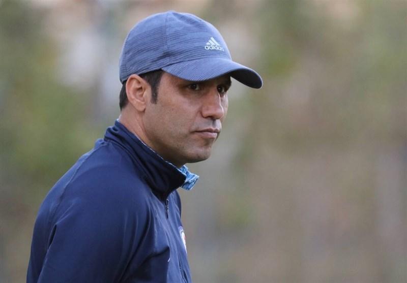 بوشهر، تارتار: دوست ندارم درباره تیم ملی صحبت کنم چون خیلی از حرف ها است که نمی گردد زد، فکر می کنم می توانستیم برنده بازی باشیم
