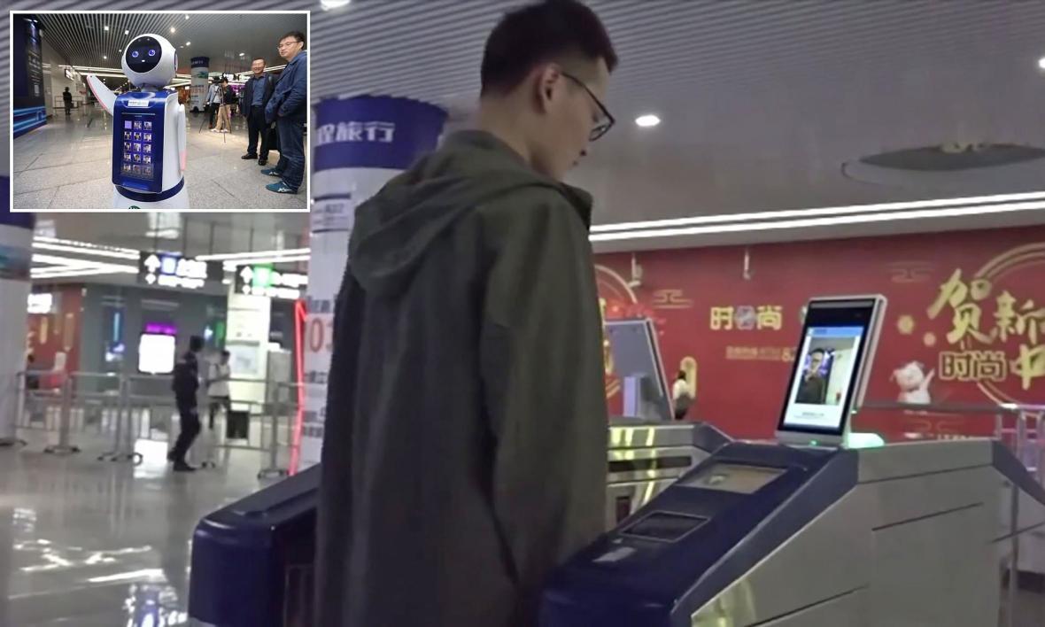 هوش مصنوعی به مترو شنزن چین رسید