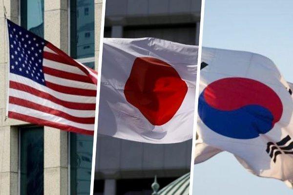 ژاپن و کره جنوبی واشنگتن را تهدید اصلی علیه امنیت جهانی می دانند