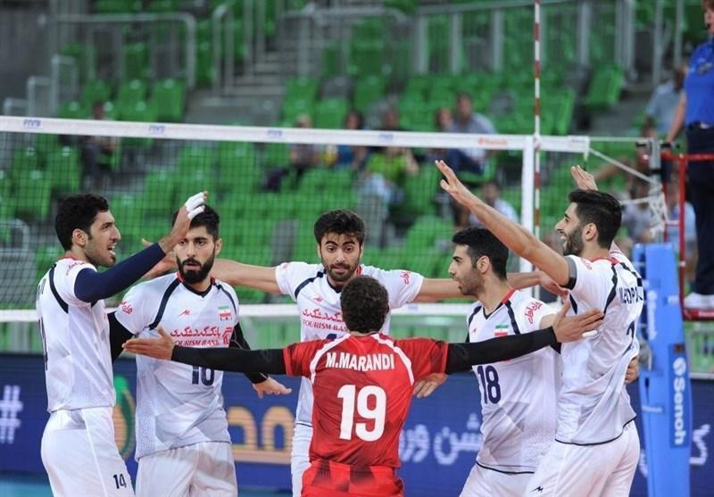 یک سهمیه والیبال المپیک در ایران معین می گردد
