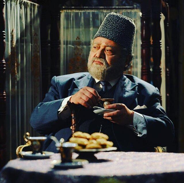 محمدرضا ورزی از محمد مطیع می گوید
