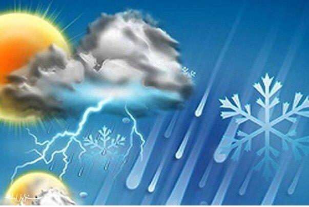 کاهش 10 درجه ای دمای هوا در گیلان، احتمال آبگرفتگی معابر وجود دارد