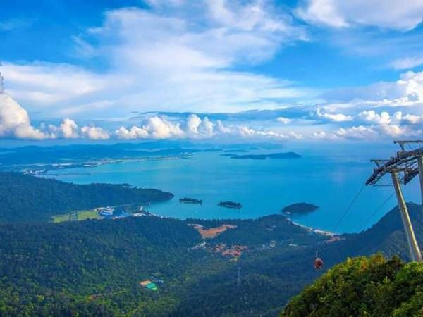 آشنایی با جاذبه های لنکاوی مالزی