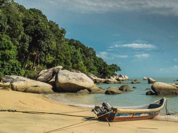 آشنایی با جاذبه های پنانگ مالزی