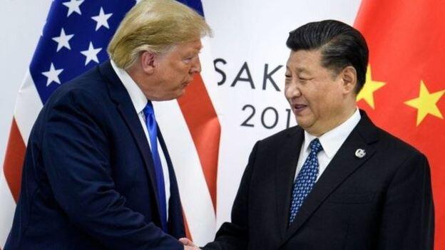 توافق چین و آمریکا برای انتها دادن به جنگ تعرفه ها ، مذاکرات تجاری از سر گرفته می گردد