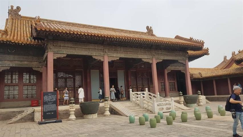 افتتاح نمایشگاه دنیای لونگ چوانگ در کاخ موزه پکن چین با آثاری از ایران