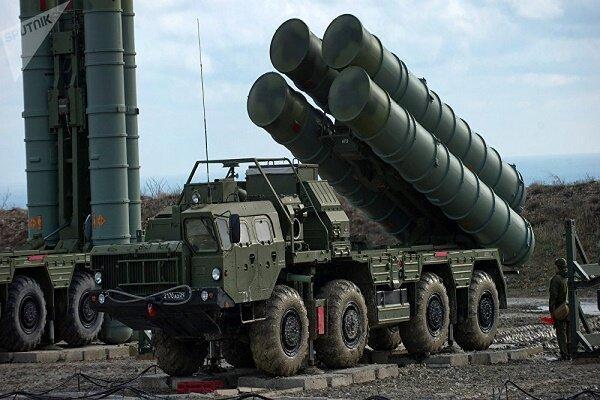 انتقال دومین محموله اس- 400 به چین