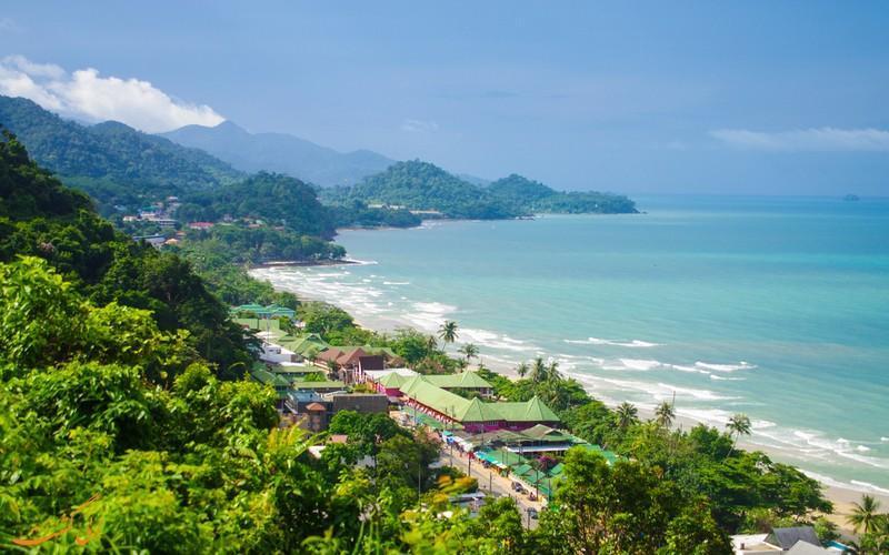 معروف ترین و بهترین جزایر تایلند
