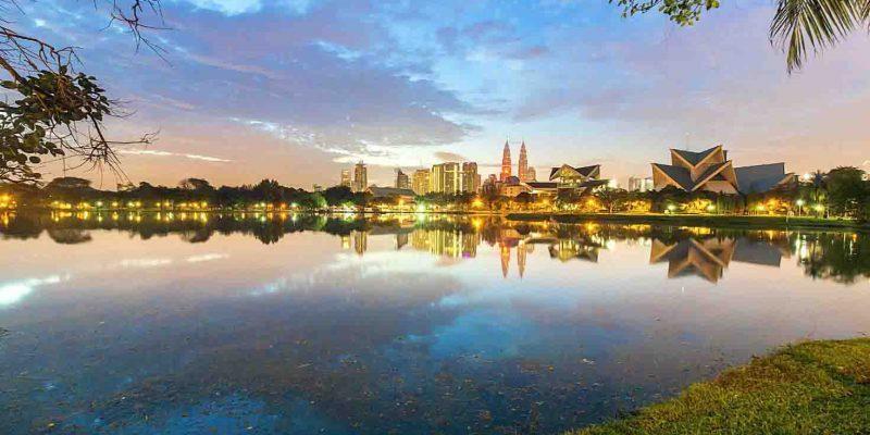 برترین مناطق سرسبز خارج از شهر کوالالامپور