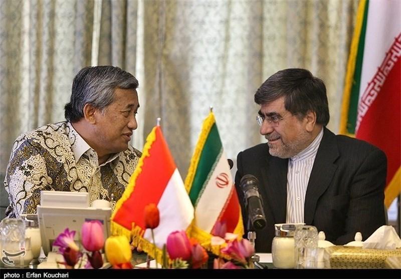 شروع به کار هفته فرهنگی اندونزی در برج میلاد تهران