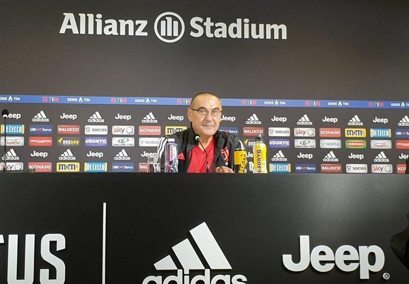 ساری: هیچ تیم ایتالیایی مدعی قهرمانی در اروپا نیست، به تولد همسرم فکر کردم، نه به کونته