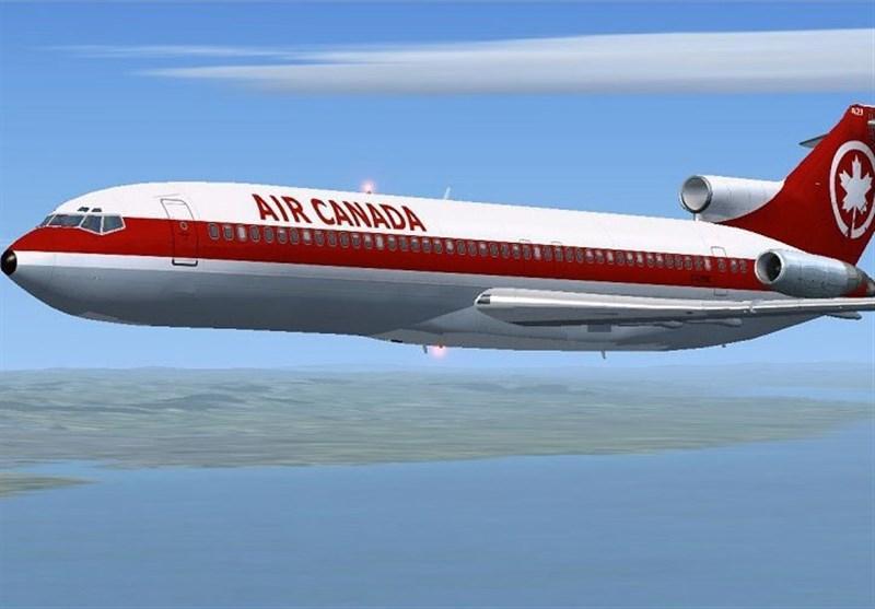 بازداشت خلبان مست در هواپیمای مسافربری کانادا