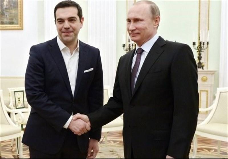 آلمان از تصمیمات یونان برای بستن قرارداد انرژی میلیاردی با روسیه استقبال کرد