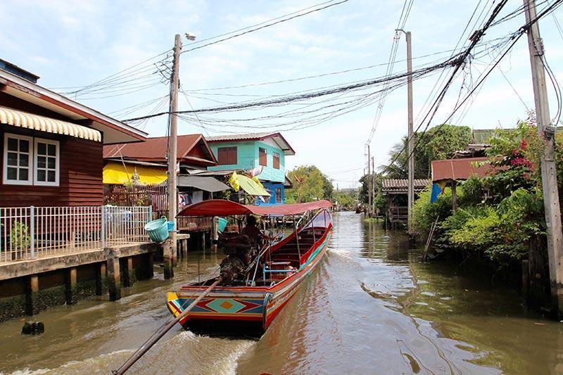 جاذبه های کمتر شناخته شده در بانکوک