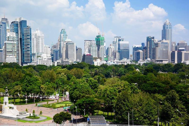 سفری خانوادگی به بانکوک