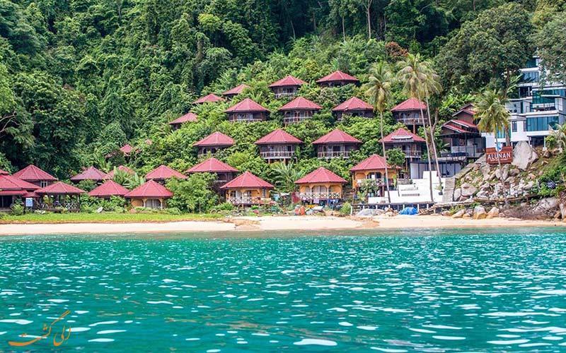 با جزایر پرهنتیان مالزی آشنا شوید!