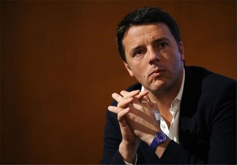 رنزی جوان ترین نخست وزیر ایتالیا می گردد