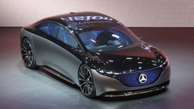 نسل بعدی لوکس ترین خودروهای الکتریکی