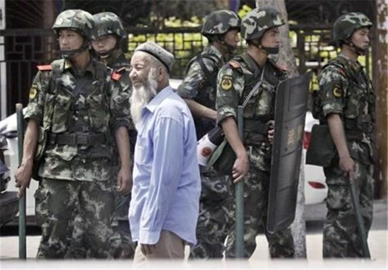 8 کشته در تیراندازی پلیس چین در سین کیانگ
