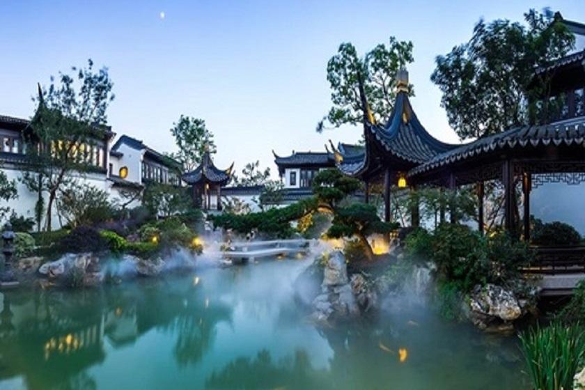 استفاده از نام تجاری Miss Su برای ترویج گردشگری محلی در چین