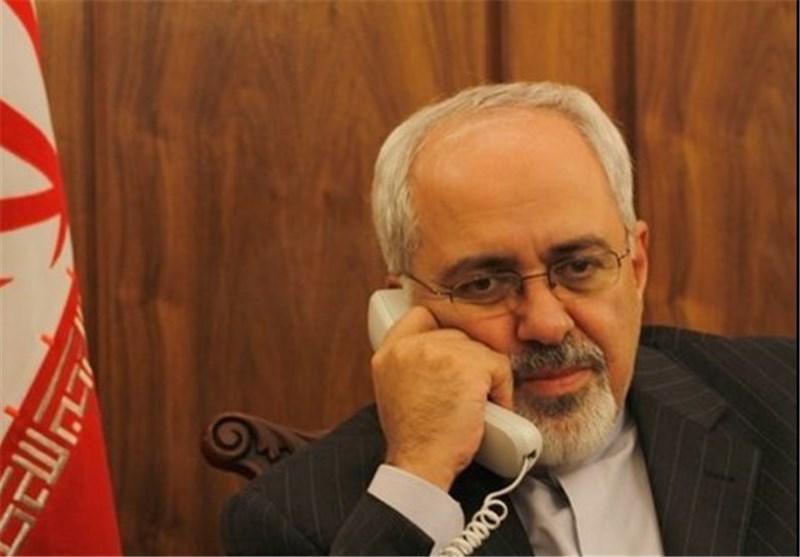 گفت وگوی تلفنی ظریف با وزرای خارجه عراق و عمان