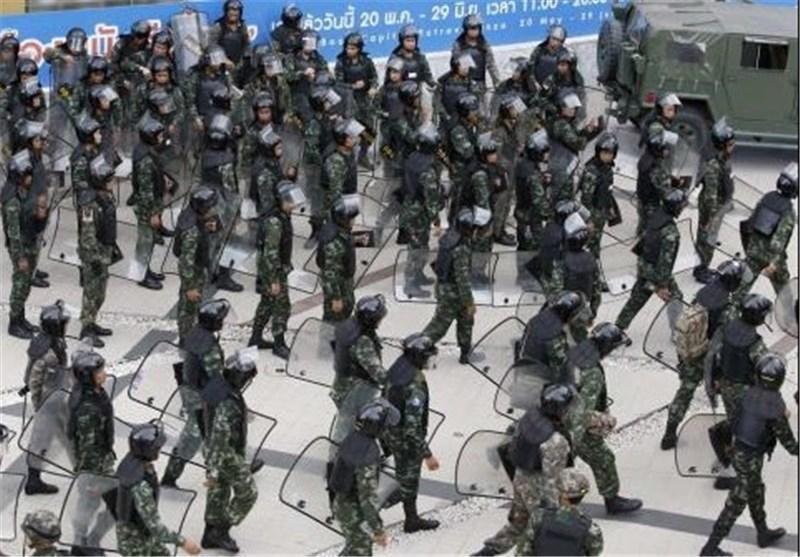 حکومت نظامی تایلند لغو شد