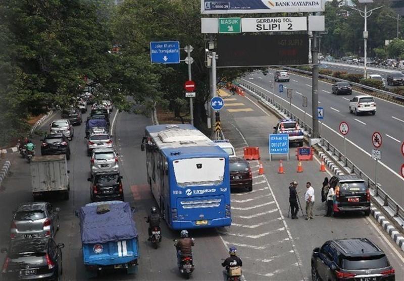 گزارش خبرنگار اعزامی خبرنگاران از اندونزی، تدابیر ترافیکی در آستانه افتتاحیه بازی های آسیایی