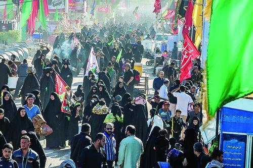 هشدار های پلیس فتا به زائران اربعین