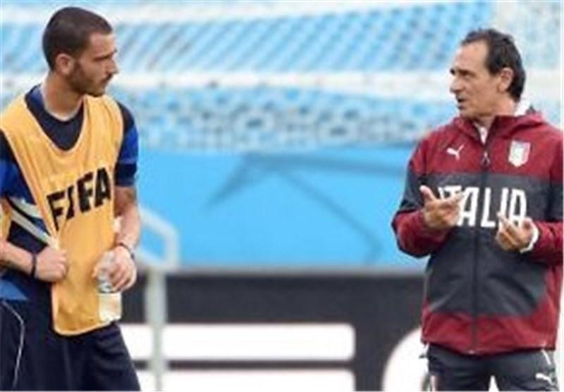 بونوچی: پراندلی وقت تیم ملی ایتالیا را به هدر داد