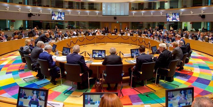 وزیران خارجه اتحادیه اروپا درباره ایران گفت وگو می نمایند