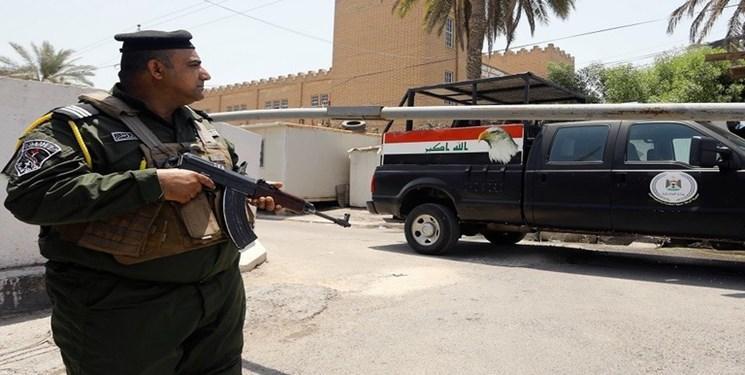 اظهارات فرمانده عملیات بغداد درباره نقش عوامل نفوذی در تظاهرات های عراق