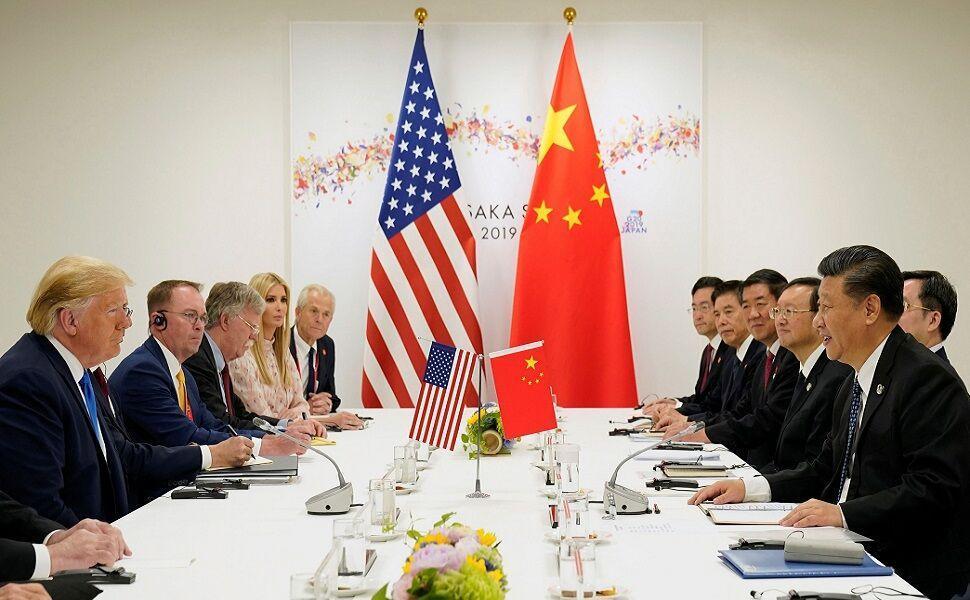 دیدار رهبران چین و آمریکا در حاشیه اجلاس گروه 20 ، شی جین پینگ: همکاری بهتر از اصطکاک و گفت وگو هم بهتر از رویارویی است