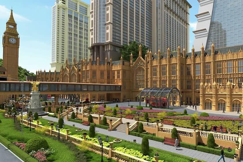 دیوید بکام، هتلی با موضوعیت لندن در چین افتتاح خواهد نمود