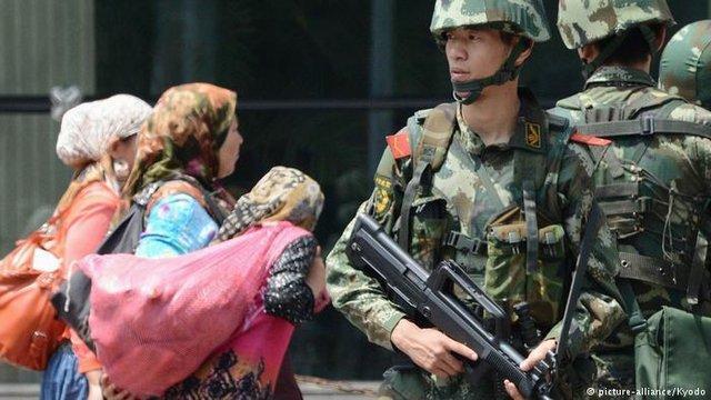 درخواست 20 کشور دنیا از چین: بازداشت گسترده مسلمانان اویغور را متوقف کنید