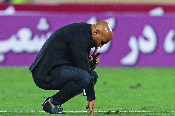 درگیری در تمرین تیم فوتبال ذوب آهن، فشار به منصوریان برای استعفا!