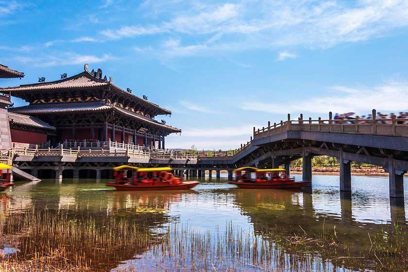 داتونگ؛ محلی برای فرار از شلوغی های پکن