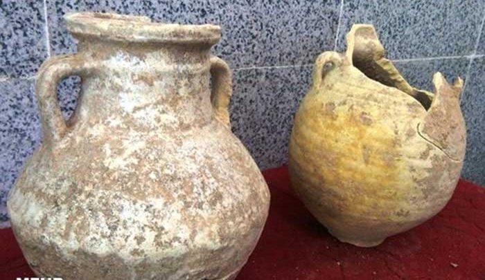 کشف محوطه تاریخی مربوط به هزاره سوم پیش از میلاد در میناب