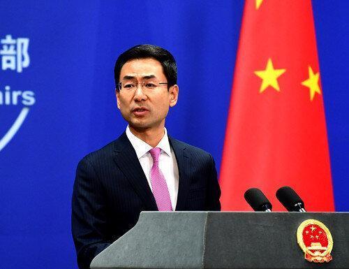 چین اتهام زنی آمریکا درباره وتوی قطعنامه سوریه را رد کرد