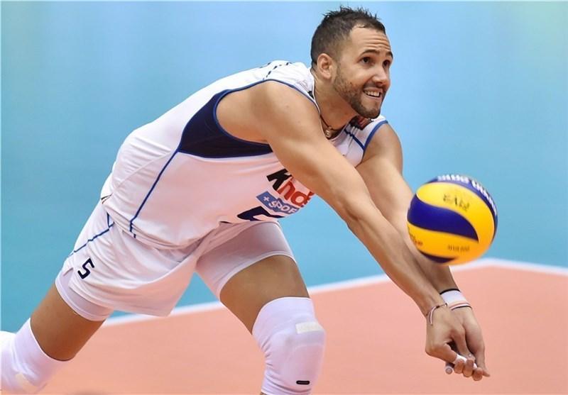 خوانتورنا: تیم ملی والیبال ایران برای باختن به المپیک نخواهد آمد، معروف به ایتالیا بیاید تا همبازی شویم